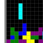 SVG Tetris