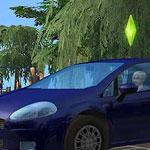 Fiat Punto en Los SIMS 2