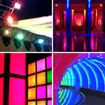 Iluminacion con LEDs