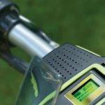 Reproductor mp3 para bicicletas