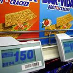 Marcador LCD para precios