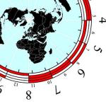 16 husos horarios