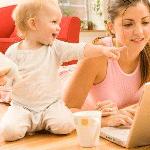 Teletrabajo es tener tiempo para tu familia