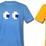 Camisetas PacMan