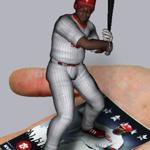 Realidad Aumentada: Cromos de beisbol