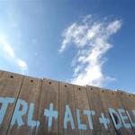 Muro Palestina, Filippo Minelli