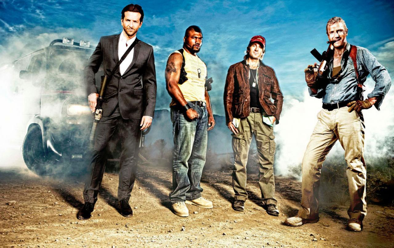 The A-Team 2010