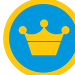 SuperMayor Badge - Foursquare