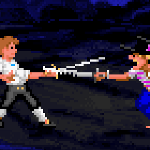 Monkey Island Sword Fight