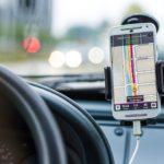 Navigation by GPS